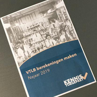 De VTLB berekening voor de tweede helft van 2019 - Kennis toegepast